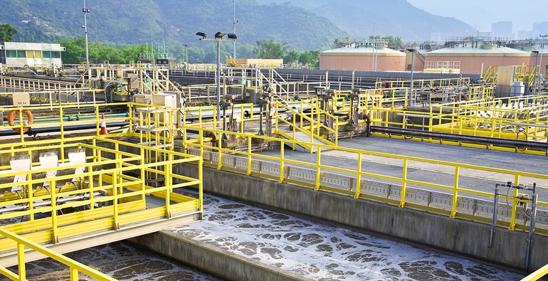 Wastewater Plant Auto Dialer System