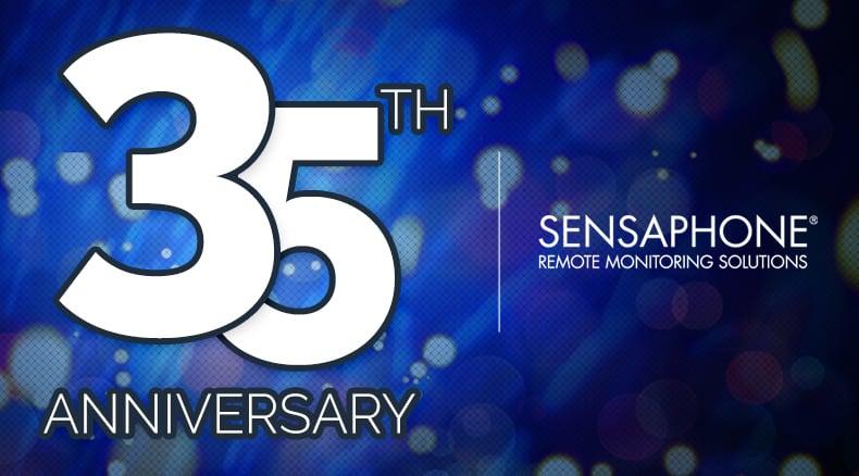 Sensaphone 35th Anniversary