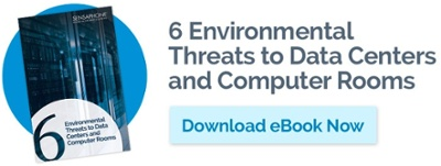 Environmental Threats to Data Centers and Computer Rooms